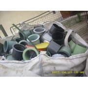Material palstic reciclabil pp, pe, hdpe, ldpe de la Superbon Srl