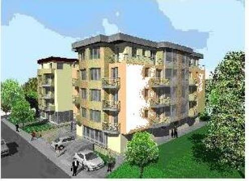 Apartamente 1, 2 camere - zona Interservisan