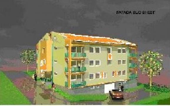 Apartamente de lux - Gheorgheni, Cluj