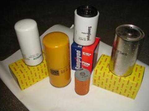 Filtre de combustibil, ulei, aer auto de la Service Pompe Injectoare S.r.l