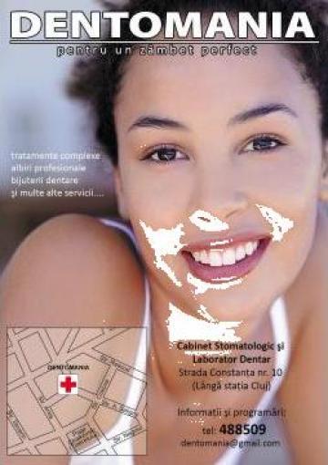 Lucrari dentare de la Dentomania