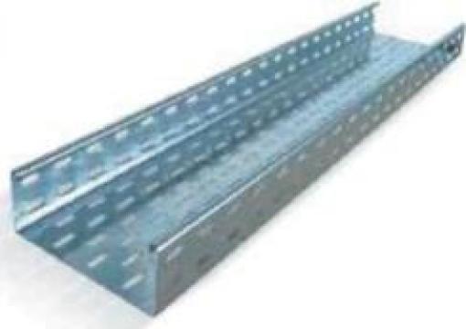Traseu metalic pentru cabluri de la Lumelectric Instal S.r.l.