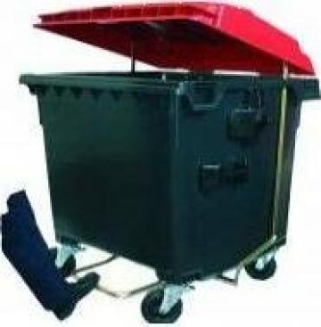 Container de gunoi cu capac de colectare de la Federalcoop Prahova