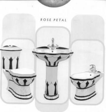 Set chiuveta + wc + bideu ceramica de la Dalo Group Impex Srl