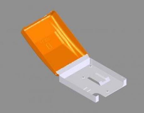 Cutie protectie contor gaz de la Romkon Proiect S.r.l.