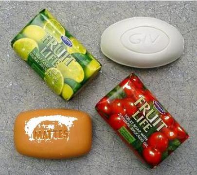 Sapun de toaleta Fruit Life 100 g de la Sc Mattes Com Ro
