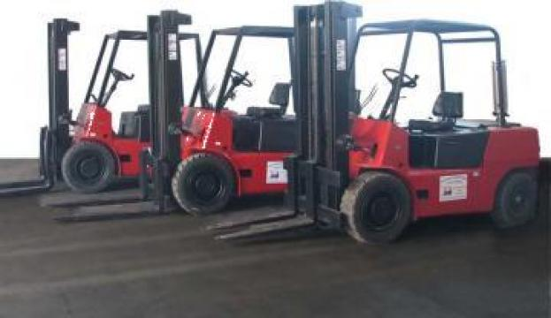 Motostivuitor Balkancar Refabricat 3,5 T