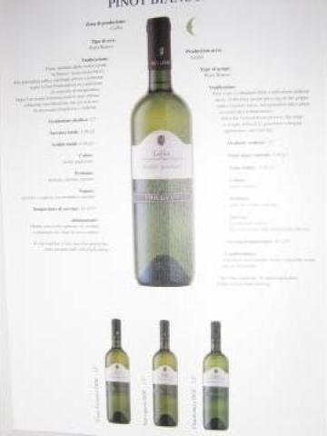 Vin Pinot Alb de la Sc Gottardo Srl