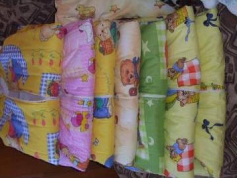 Saci de dormit pentru copii si seturi de dormit pentru copii de la Dana Conf Srl