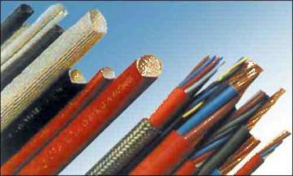 Cabluri si fire electrice mono conductoare din cupru-nichel