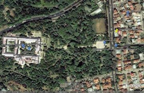 Hotel la cheie, zona cu vad Militari