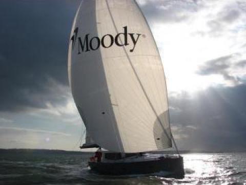 Yacht Moody 45 DS de la Sail Marine