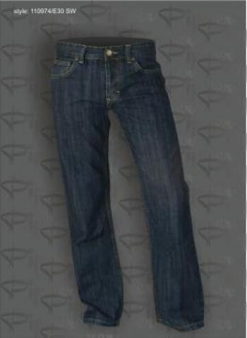 Jeans Pipper de la A& B Fashion Design