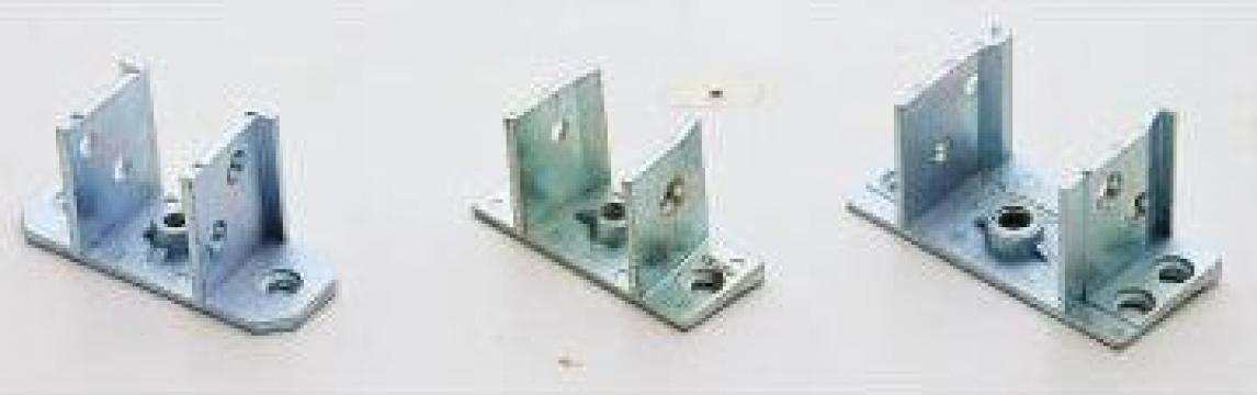 Accesorii PVC aluminiu de la Ilksen Metal