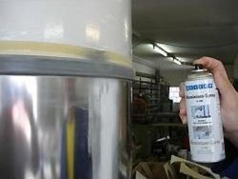 Spray aluminiu A-100, A-400 de la Emco Star Srl