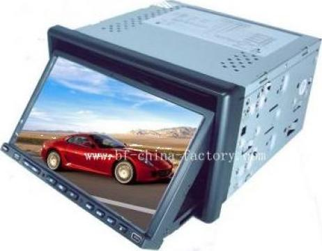 DVD Auto Player 2din Touch Screen support GPS de la Btm (china) Company Limited