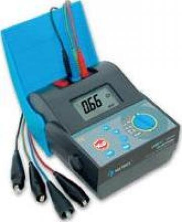 Aparate de masura si control pentru electroenergetica