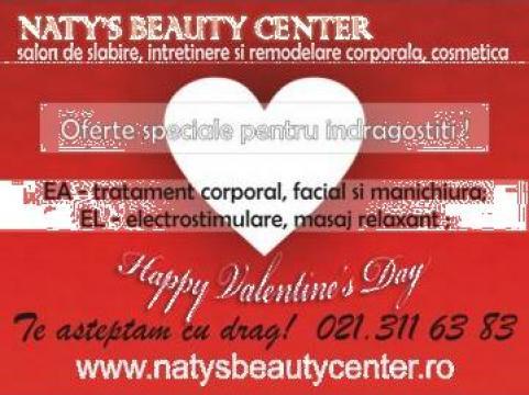 Tratamente intretinere si remodelare corporala de la Naty S Beauty Center