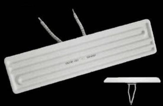 Radiator ceramic infrarosu, plat de la Delortech Srl