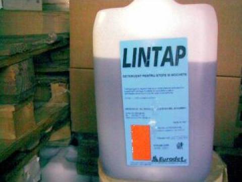 Detergent cu spumare redusa pentru covoare Lintap