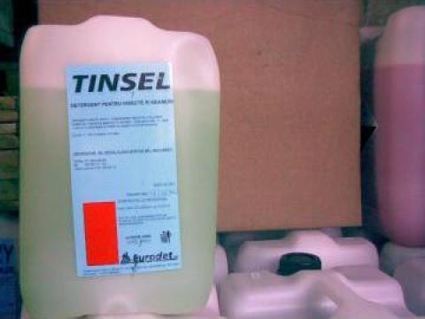 Solutie pentru indepartare insecte Tinsel de la Tehnic Clean System