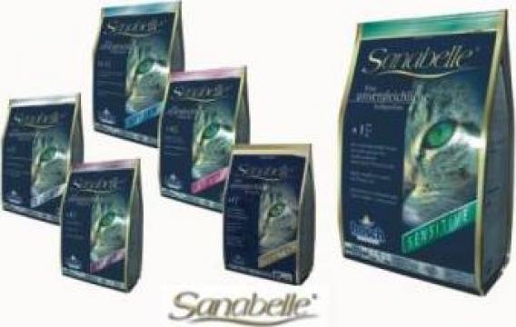 Hrana pentru pisici Sanabelle