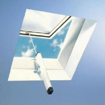 Sistem automat de deschidere a geamurilor de la Gerompis Srl