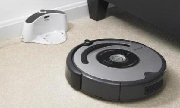Aspirator Robot Inteligent Roomba 555 de la Nova Intelis Srl