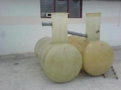 Fose septice 3000 litri de la Sc Fibromar Srl