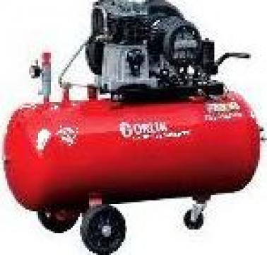 Compresor de aer cu piston profesional 250 l/min de la Paldo Group International Sa