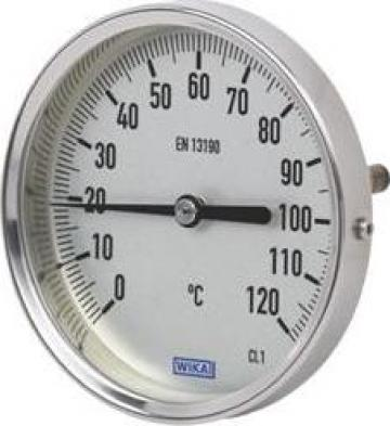Termometru cu bimetal, serii industriale de la Paldo Group International Sa