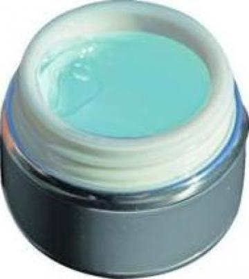 Gel modelare unghii - Allround Gel Blue 15g de la Tiger Nails Srl