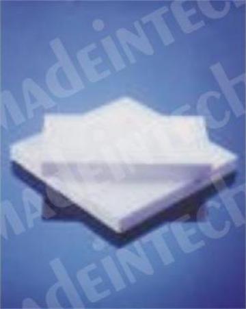 Placa teflon politetrafluoretilena