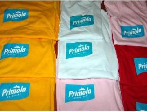 Imprimare textile de la o culoare la policromie de la Global Media S.r.l.