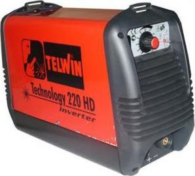 Invertor sudura Telwin Technology 220HD