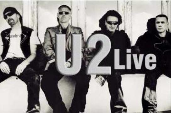 Concert U2 la Viena