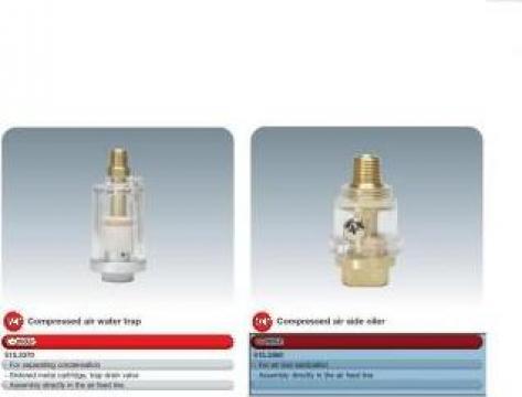 Filtru apa lateral pentru compresor KSTools