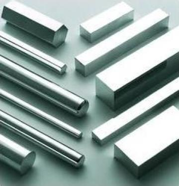 Bara din aluminiu dreptunghiulara