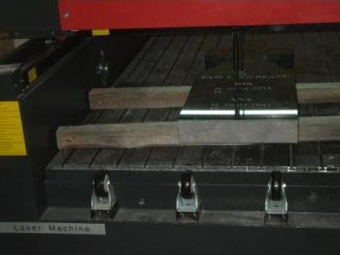 Gravura pe marmura si granit de la Marmoserv Construct Srl.