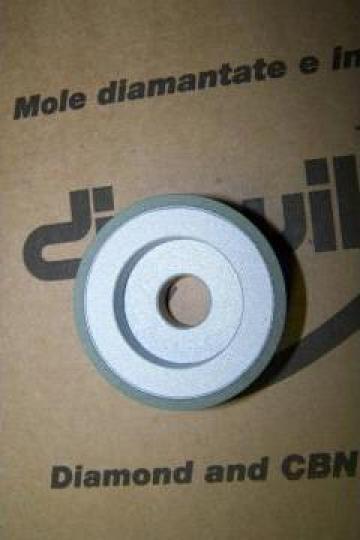 Disc diamant natural sau sintetic, cbn, ceramica de la Diawil Srl