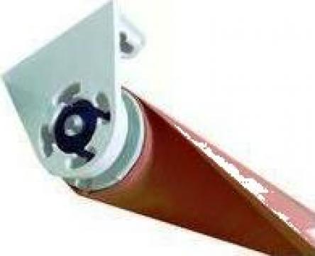 Parasolar pentru balcon sistem de actionare