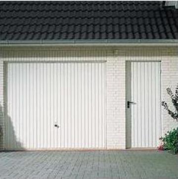 Usa alaturata de garaj - Constanta de la Gamaterm Design