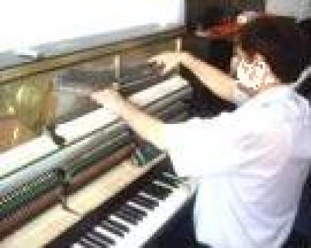Servicii de acordaje si reparatii piane de la PFA Tudor Gelu