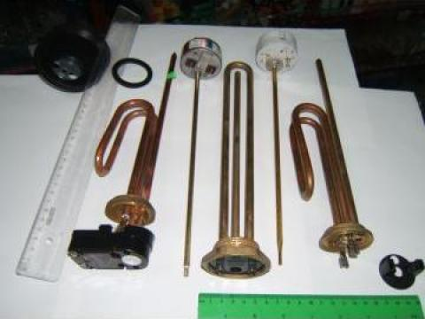 Rezistente boiler, termostat boiler de la Silvia & Cop S.r.l.