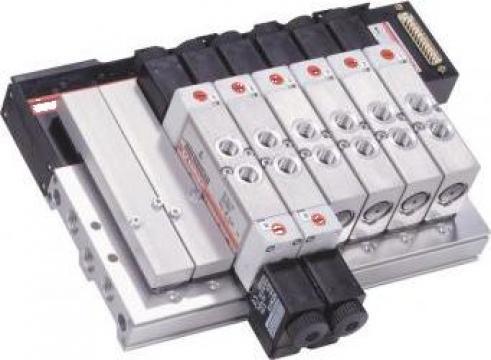 Distribuitoare pneumatice G1/8, G1/4, G1/2, ISO 55 de la Operator Serv Srl - Automatizari Pneumatice