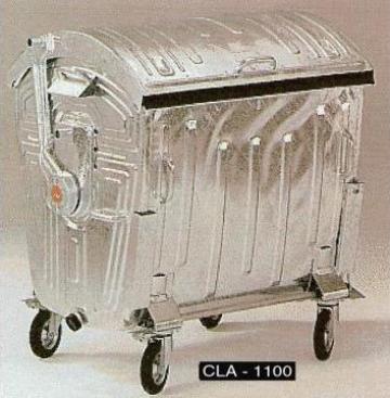 Container zincat la cald 1100 l