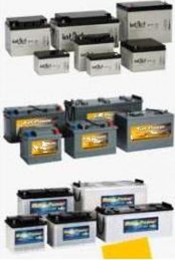 Baterii auto, baterii camioane, baterii autobuze de la Autocontrol