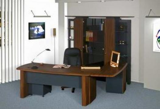 Mobilier modular pentru birouri Vigo de la Casa Augustin S.r.l.