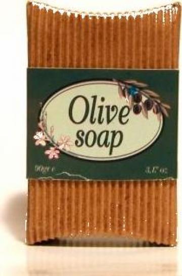 Sapun bio-organic pur din ulei de masline de la Olivo Organic Srl