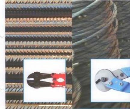 Cleste de taiat cabluri de la Azzurra Piattaforme